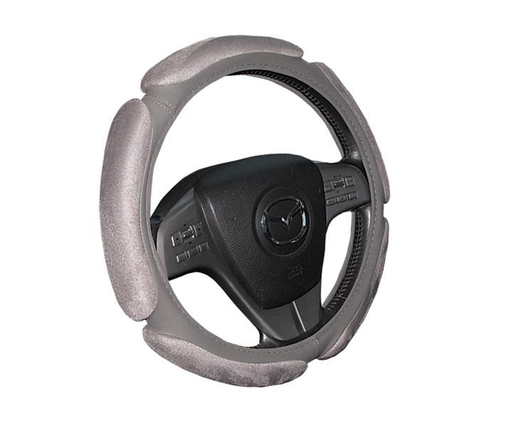 כיסוי להגה סופט | כיסויים לרכב | אביזרי רכב | ריפודים לרכב