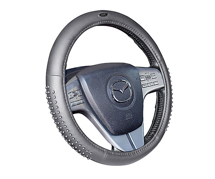 כיסוי להגה מסאז' | כיסויים לרכב | אביזרי רכב | ריפודים לרכב