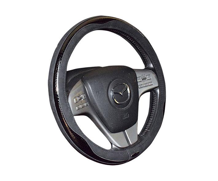 כיסוי להגה קרוקודיל | כיסויים לרכב | אביזרי רכב | ריפודים לרכב